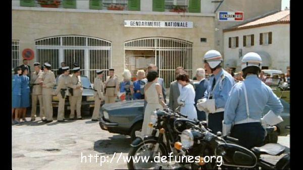 Le gendarme de st tropez les lieux du tournage - Nouvelle grille indiciaire gendarmerie ...
